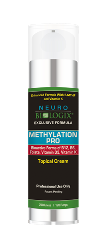 Methylation Pro Topical 2oz (120 Pumps) with Vitamin K!