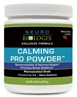 calming pro powder relaxation supplement 6 oz