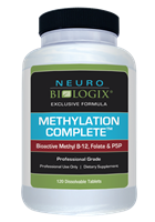 Methylation complete supplement 120 count