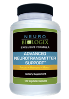 neurotransmitter support supplement 120 count