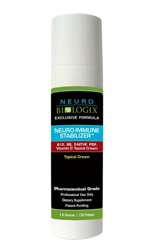 neuro methylation cream vitamin b12 b6 2oz