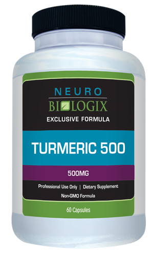 60 capsules turmeric supplement 500mg