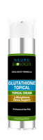 Glutathione Topical antioxidant supplement