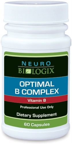 60 capsules vitamin b dietary supplement