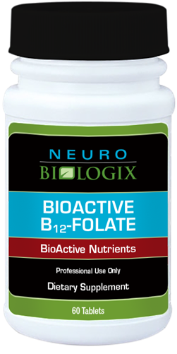 B-12 folate dietary supplement