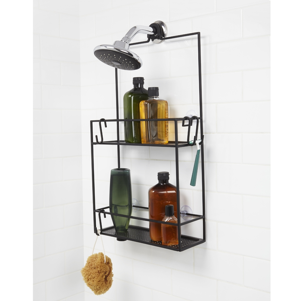Cubiko Shower Caddy Black by Umbra