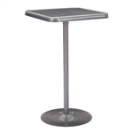 Mallus Bar Table Gunmetal