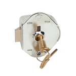 Dead Bolt Key Lock for metal Lockers