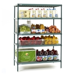 "18""d 5-Shelf Super Erecta Pro Units"