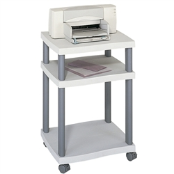 Pastic Desk-Side Printer Stand