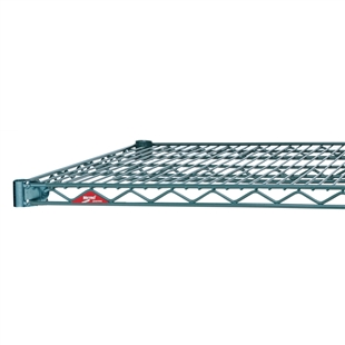 "18""d Super Erecta Wire Shelves - Metroseal 3"