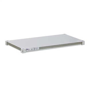 "18""d Solid Brute Aluminum Shelves - Heavy Duty"