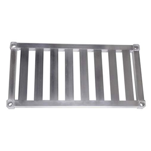 "18""d T-Bar Aluminum Shelf"