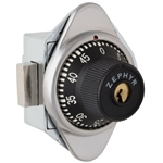 Dead Bolt Combination lock for Right Hinged box lockers