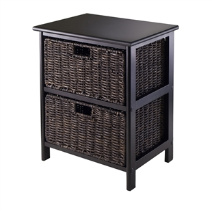 Omaha Storage Rack w/ 2 Baskets