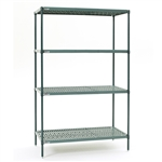 "21""d 4-Shelf Super Erecta Pro Units"