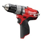 "Cordless M12 FUEL 1/2"" Hammer Drill/Driver"