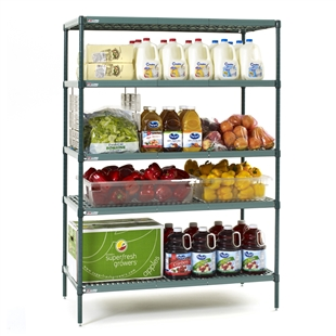 "24""d 5-Shelf Super Erecta Pro Units"
