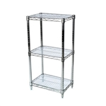 "12""d Acrylic Wire Shelf Liners - 2-Pack"