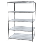 "36"" acrylic liner for wire shelving"