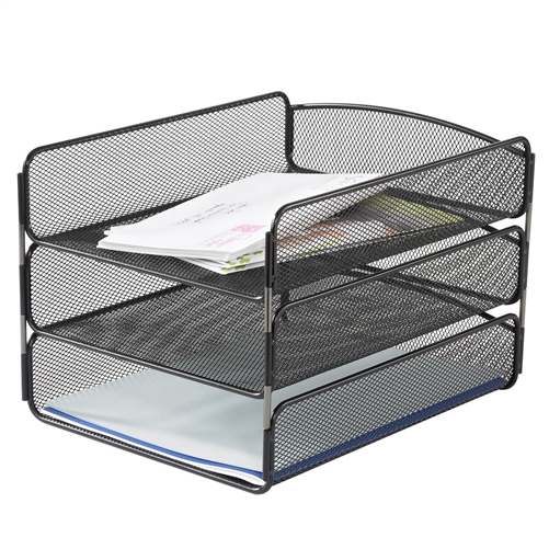 best organiser organizer buy desk metal in prices mesh online tray product tier