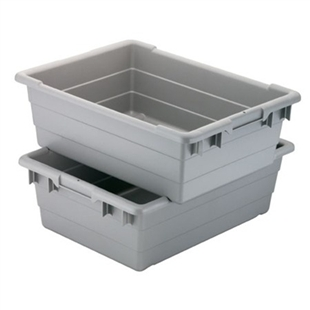 6 Akro Cross-Stack Tubs