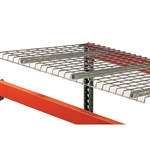 "42""d x 46""w Wire Deck for Pallet Rack (4246A3)"