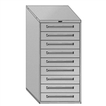 Modular Drawer Cabinets - 9 Drawers