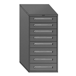 Modular Drawer Cabinets - 8 Drawers