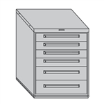 Modular Drawer Cabinets - 6 Drawers