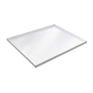 Perforated Aluminum Tray