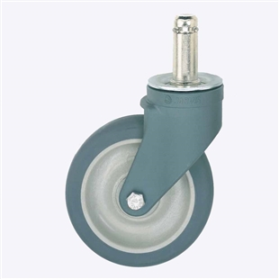 MetroMax Antimicrobial Stem Casters