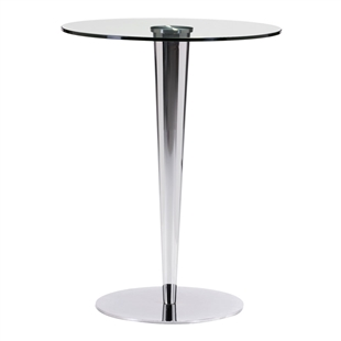 Kool Bar Table Chrome