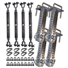 Offset Hardware Kit for Pallet Rack Safety Netting