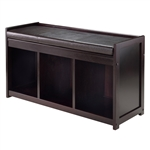 Addison 2pc. Storage Bench w/ Cushion Seat