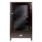 Bordeaux Modular Wine Cabinet - 20-Bottles