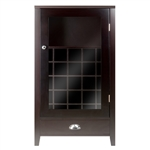 Bordeaux Modular Wine Cabinet - 25-Bottles