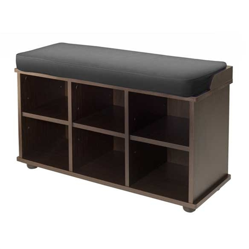 Storage Bench Home Office Furniture Winsome