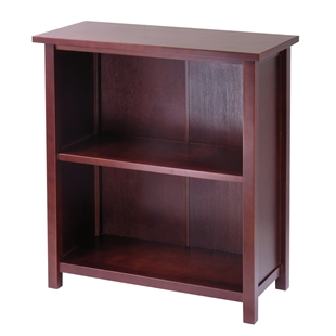 Milan 3-Tier Medium Storage Shelf or Bookcase (94228)