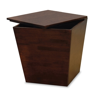 Mesa Storage Cube End Table