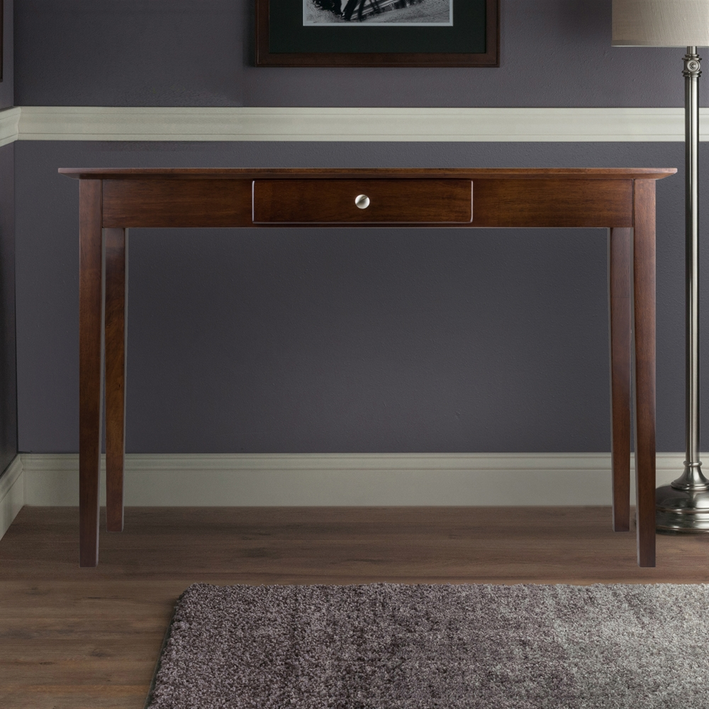 Rochester Shaker Console Table W Drawer By Winsome Wood