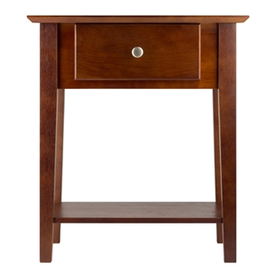 Shaker Night Stand w/ Drawer