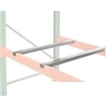 Flanged Crossbar for Pallet Rack
