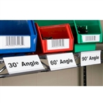Angle Vu Label Holders - 25pk