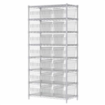 ShelfMax8 Wire Shelving System