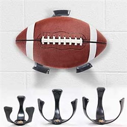 Wall-Mounted Ball Claws for Ball Storage