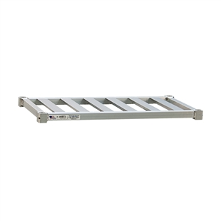 "24""d T-Bar Aluminum Shelves - Standard Duty"