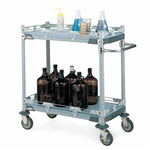 MetroMax Antimicrobial Chemical Cart