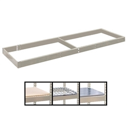 "18""d Extra Levels for Double Rivet Shelving Units"