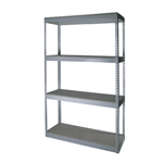 "12""Depth Double Rivet Shelving"